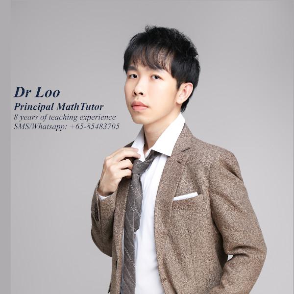 Secondary & JC Math Tutor Singapore