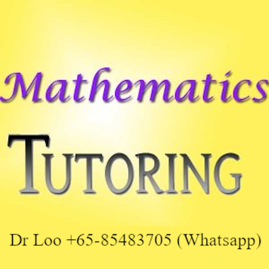 Dr Loo's Math Tuition